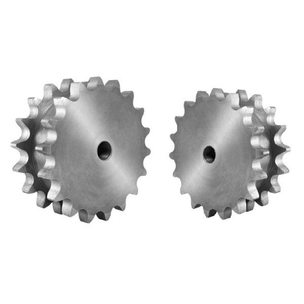 Koła tandemy na dwa łańcuchy jednorzędowe