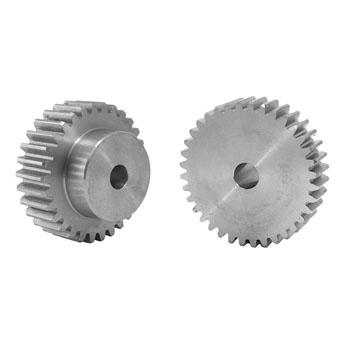 Koła modułowe walcowe z zębami prostymi